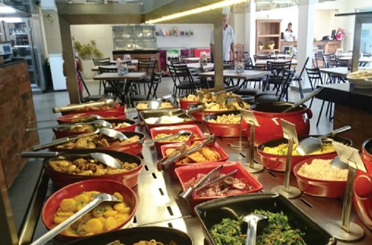 Cantina Bom Sabor está aberta novamente