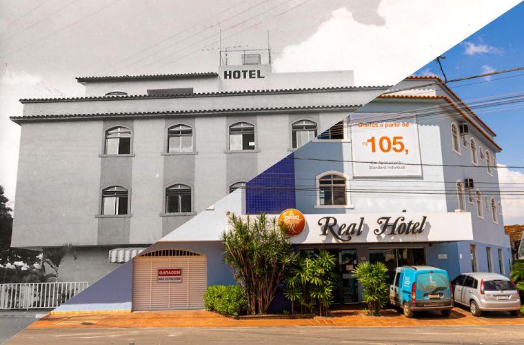 Passado & Presente de SL | Hotel Real