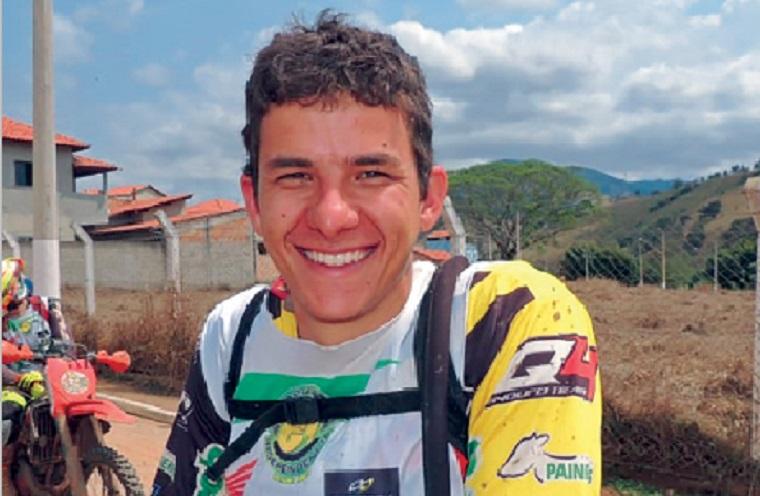 Gustavo Figueiredo   Piloto sete-lagoano, Lulu é destaque no Campeonato Brasileiro de Enduro FIM