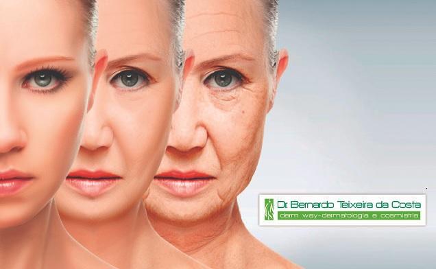 Colágeno e a pele – Saiba mais sobre a proteína essencial na preservação da pele