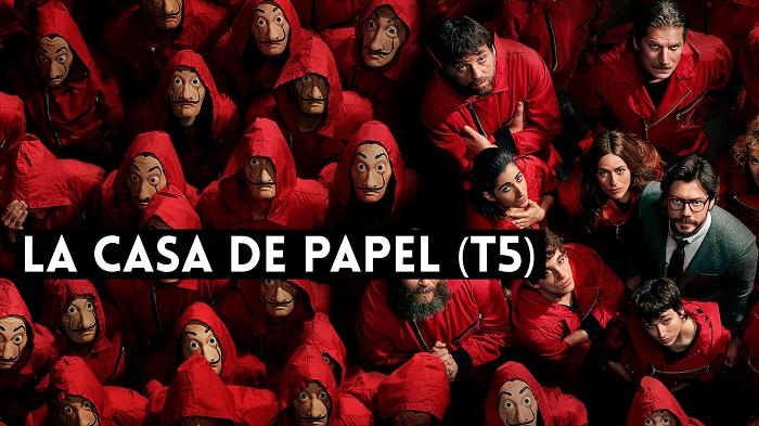 La Casa de Papel - 5a. temporada