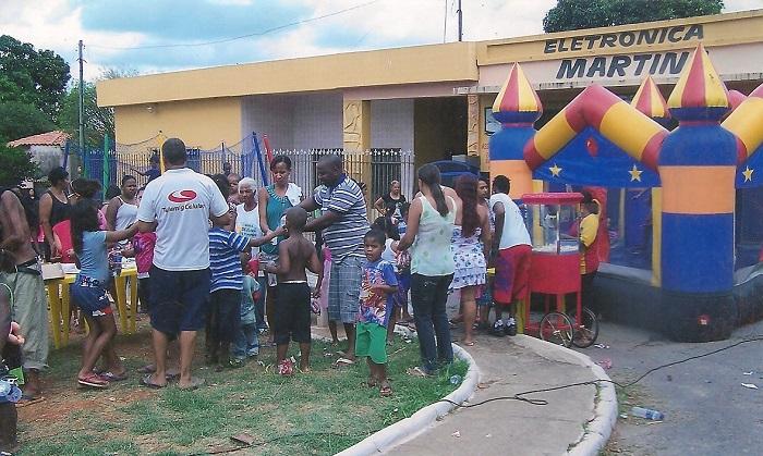 Bairro Santa Luzia terá tradicional festa das crianças no dia 12 de outubro