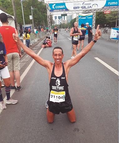 Uilia Pires vence Meia Maratona de Brasília