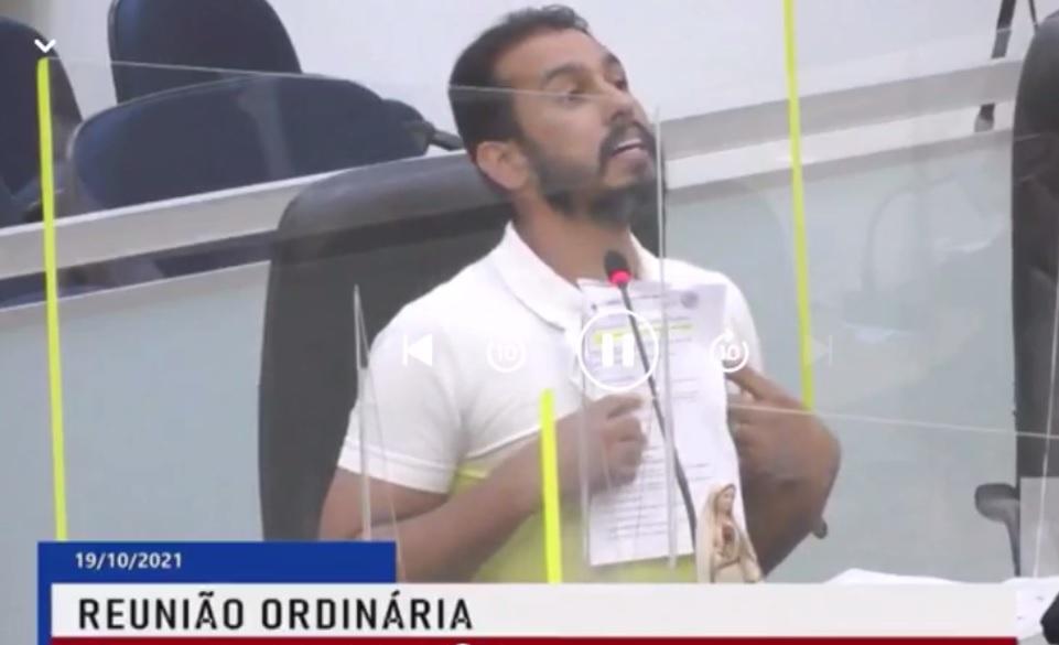 Sem Reserva - REGIMENTO RASGADO