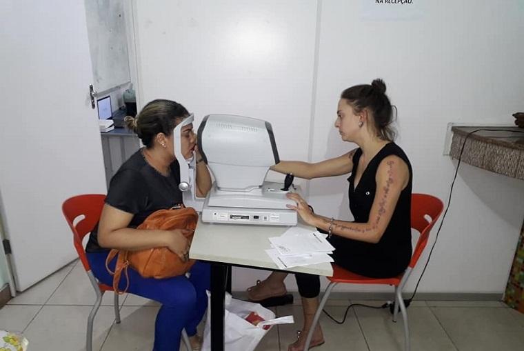 É gratuito: abertas inscrições para mutirão oftalmológico