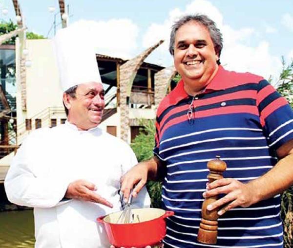 Nossa Gente Nossa História - Chef Roberto Miranda e o empresário Carlos Eduardo Vieira, o Carlão