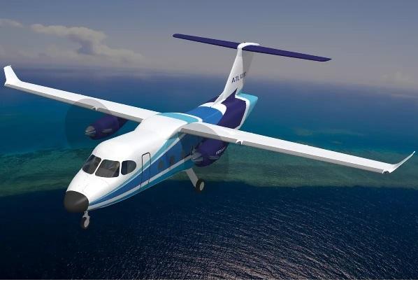 Araxá terá fábrica de aviões de passageiros e cargas pesadas