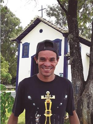 Franck Caldeira está de volta a Sete Lagoas