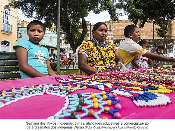 Respeitem os Warao - Quem são os indígenas venezuelanos que estão em Sete Lagoas