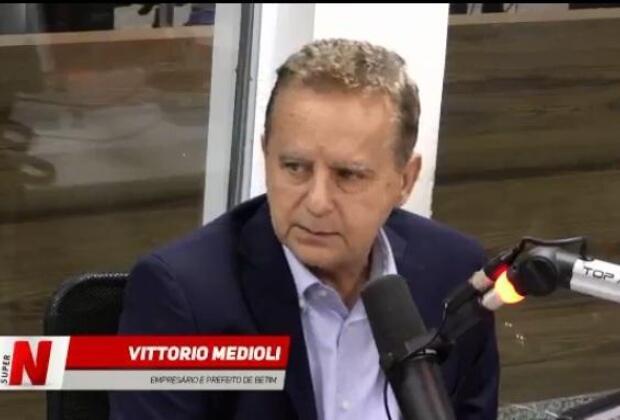 Vittório Medioli fala da situação do Cruzeiro e indica caminhos para a recuperação