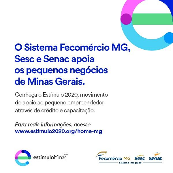 Estímulo 2020 tem disponível mais de R$ 12 milhões para micro e pequenos empreendedores de MG