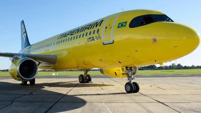 Aeroporto Internacional de BH recebe primeiro voo da Itapemirim, que realizará rotas entre oito cidades