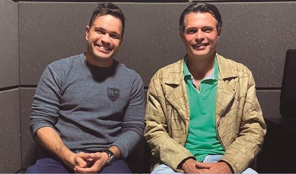 Juninho entrevista Janderson Avelar (dir.)