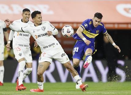 Jogo foi razoável; Galo foi até bem, mas terá que jogar mais para eliminar o Boca na semana que vem no Mineirão
