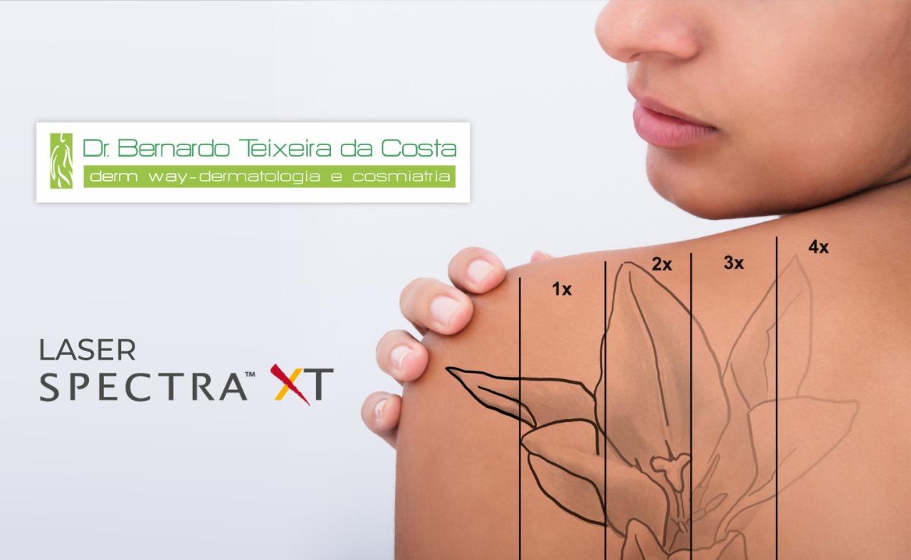 Elimine tatuagens e pigmentação de sobrancelhas com segurança:  conheça o Laser Spectra XT