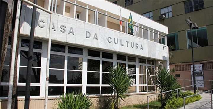 A Casa da Cultura, na orla da Lagoa Paulino, vai receber os encontros