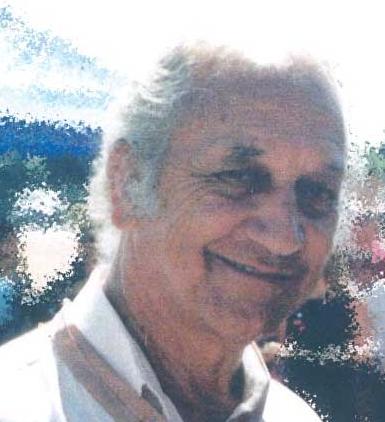 O artista plástico Jacinto Godoy, natural de Ouro Preto