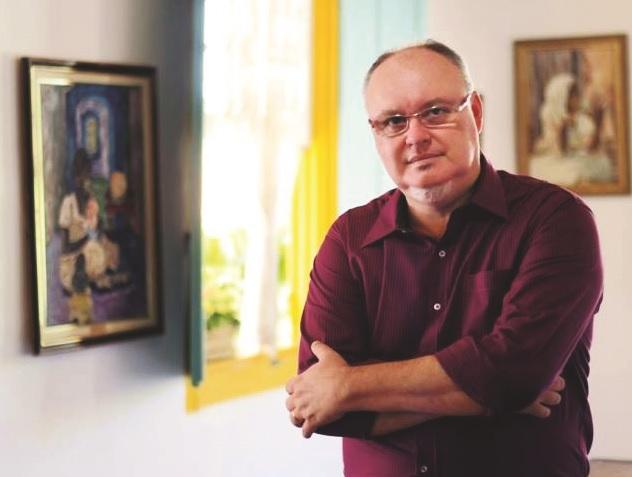 João Henrique Faria é jornalista e consultor político eleitoral e governamental