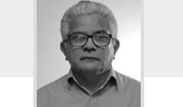 Ex-vereador Reginaldo Tristeza