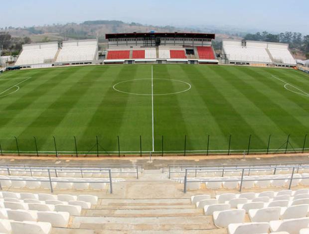 Arena do Jacaré, em Sete Lagoas (Foto: Arquivo)