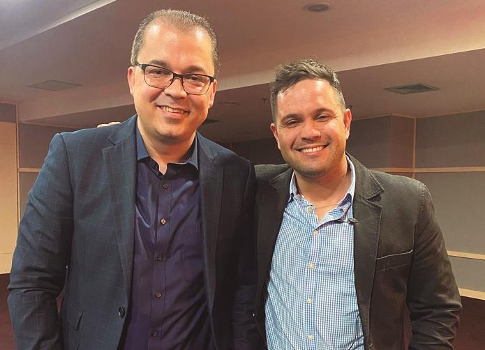 Dez minutos com o treinador de líderes Cleiton Pinheiro