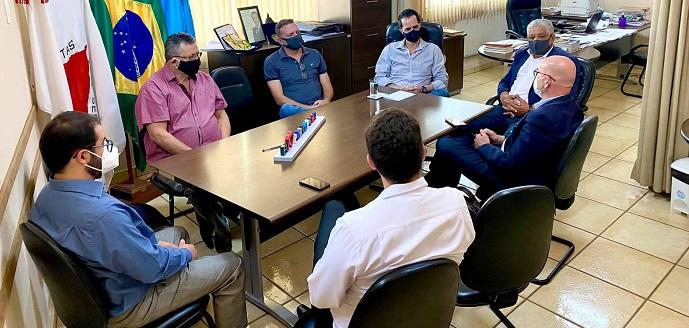 Chefe do 19° Departamento de Polícia Civil visita prefeituras em busca de maior cooperação