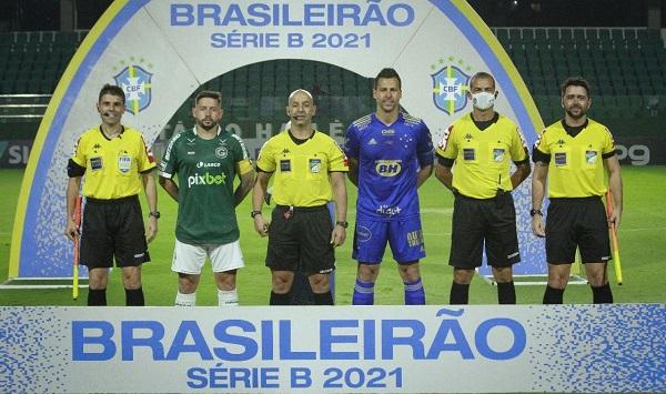 Ao empatar com o Goiás, Cruzeiro somou dois pontos dos seis disputados contra a turma de cima da tabela