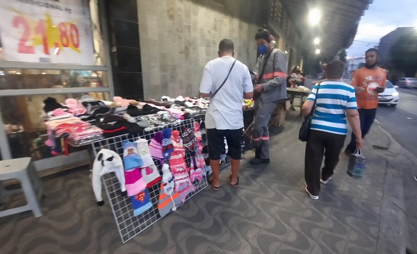 Projeto busca regulamentar e organizar comércio ambulante em Sete Lagoas
