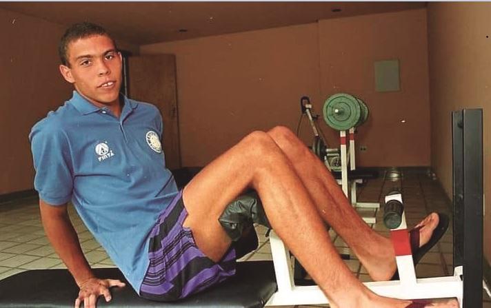 Ronaldo. 1993
