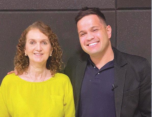 "10 minutos sobre o ""Setembro Amarelo"" e o combate ao suicídio, com a psicóloga Maria Tereza Abreu"